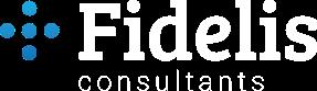 Fidelis Agents | Fidelis Consultants Logo White